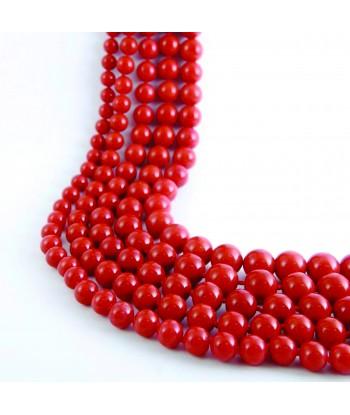 Fili corallo rosso...