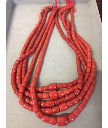 Barilotti in corallo rosso