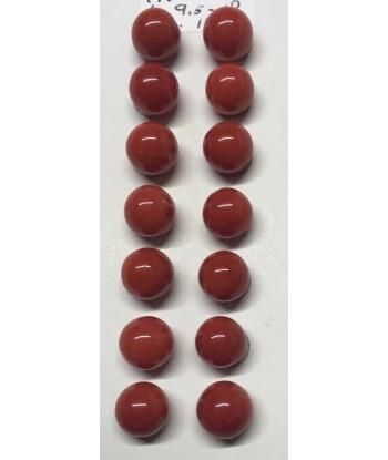 Coppie sfere corallo rosso...